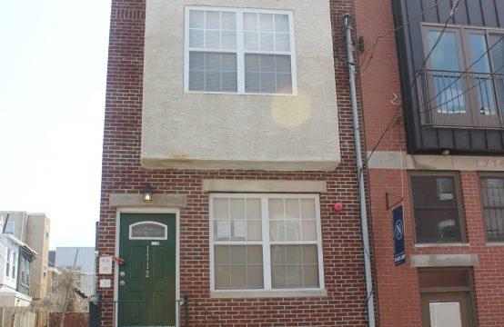 1712 Monument Street Apt #1