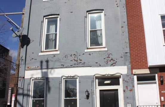 1719 Montgomery Ave., Unit 2F